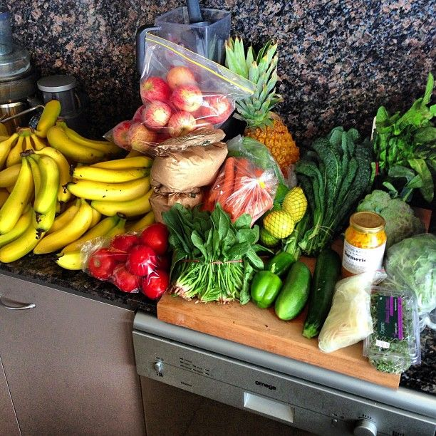 What every raw vegans food shop should look like :)