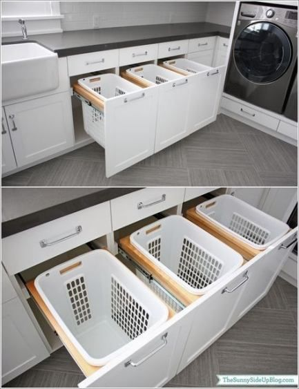 56+ Best Ideas house diy cheap laundry rooms #laundryrooms