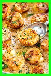Pan Seared Scallops with Lemon Garlic Sauce Pan Seared Scallops with Lemon Garlic Sauce