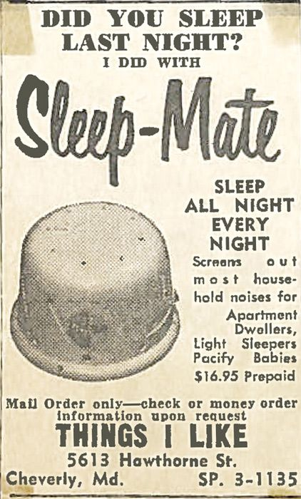Vintage Newspaper MailOrder Ad  Memorabilia
