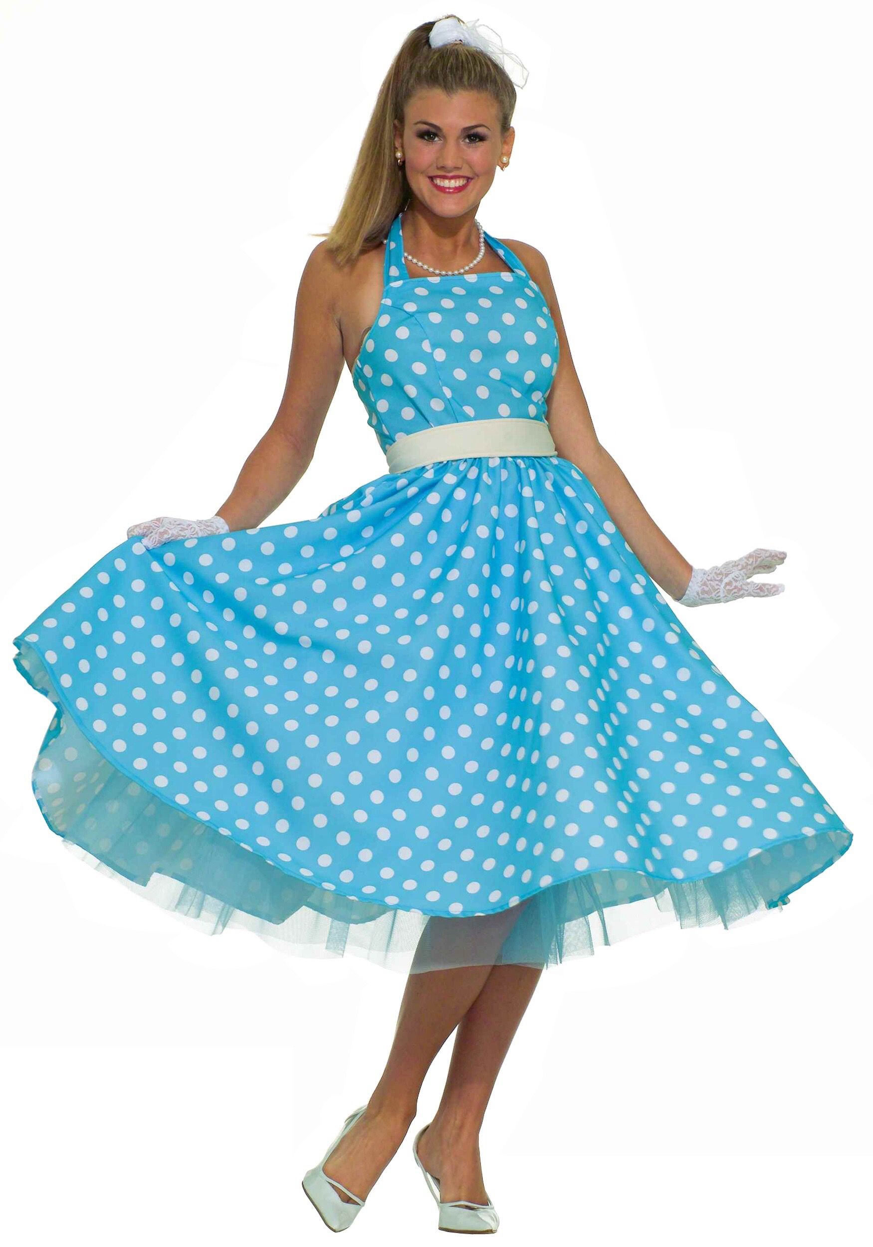aba607cc055b Easy 50s girl outfit just mix and match | 50's | 50s prom dresses ...