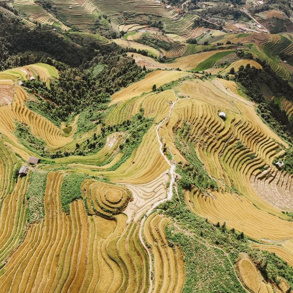 Mù Cang Chải, Vietnam - 12 Breathtaking Places to Spend