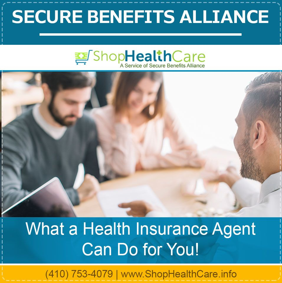 What A Health Insurance Agent Can Do For You The Most Important