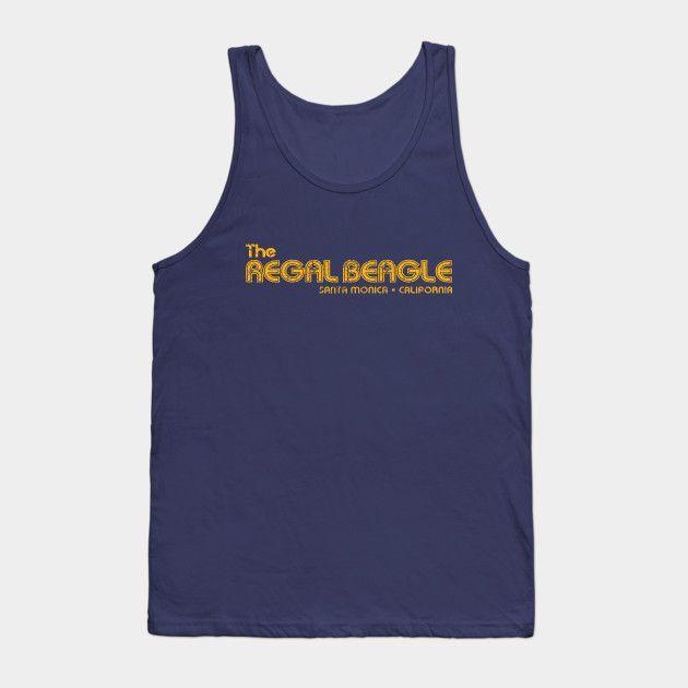 The Regal Beagle - Mens Tank Top