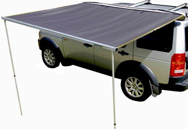 Rhino-Rack Sunseeker Side Awning   Car awnings, Truck tent ...