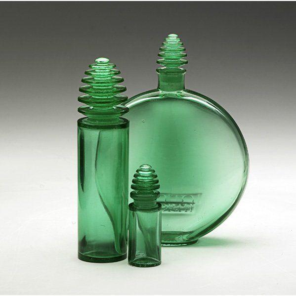 Three Lalique