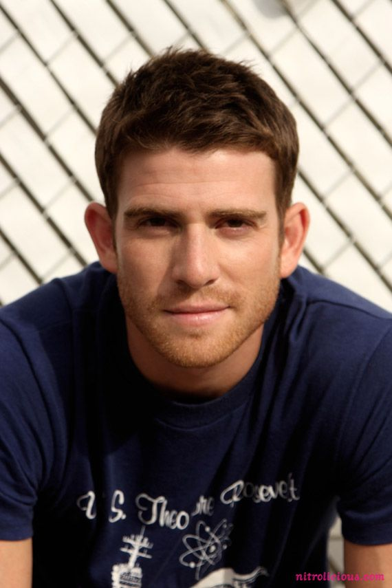 bryan greenberg (off one tree hill and bride wars)