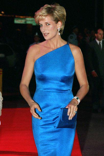 Das Mode-Märchen der Lady Diana | Lady diana, Diana and Princess diana
