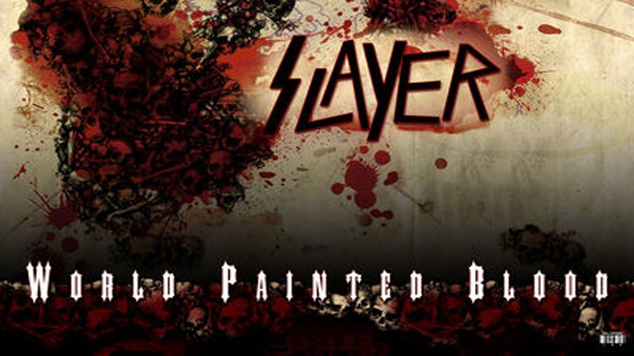 Pin On Band Slayer Band Art