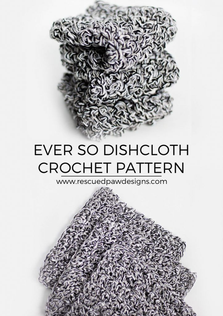 Ever So Dishcloth Crochet Pattern | Projects to Try | Pinterest ...