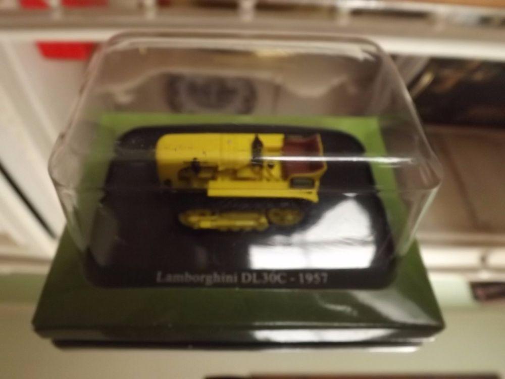 tracteur lamborghini dl30c 1957 hachette collection | art galerie