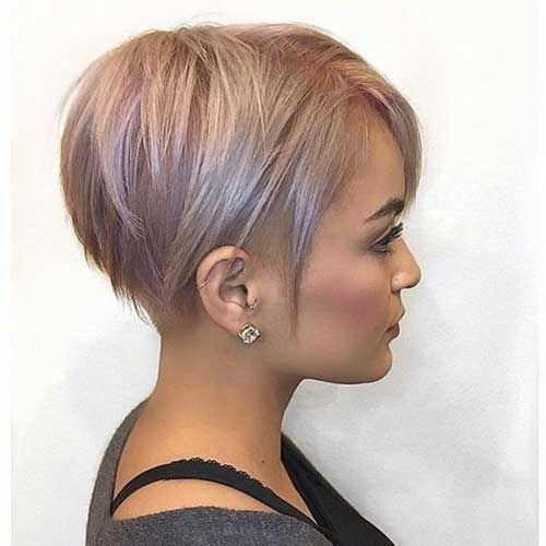 19.Layered Short Hair #shortlayeredhairstyles
