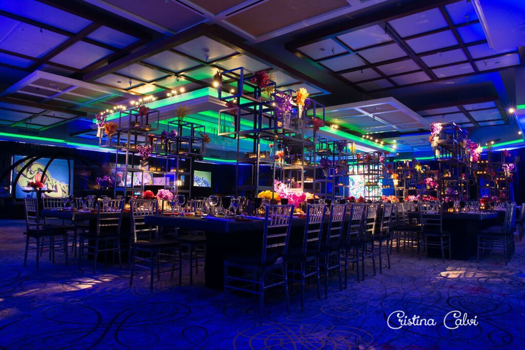 Urban Graffiti Bar Mitzvah Theme   Cool, Modern, Colorful U0026 Different  Centerpieces {Cristina Calvi Photography, Gala Event And Food Artistry NY}    U2026