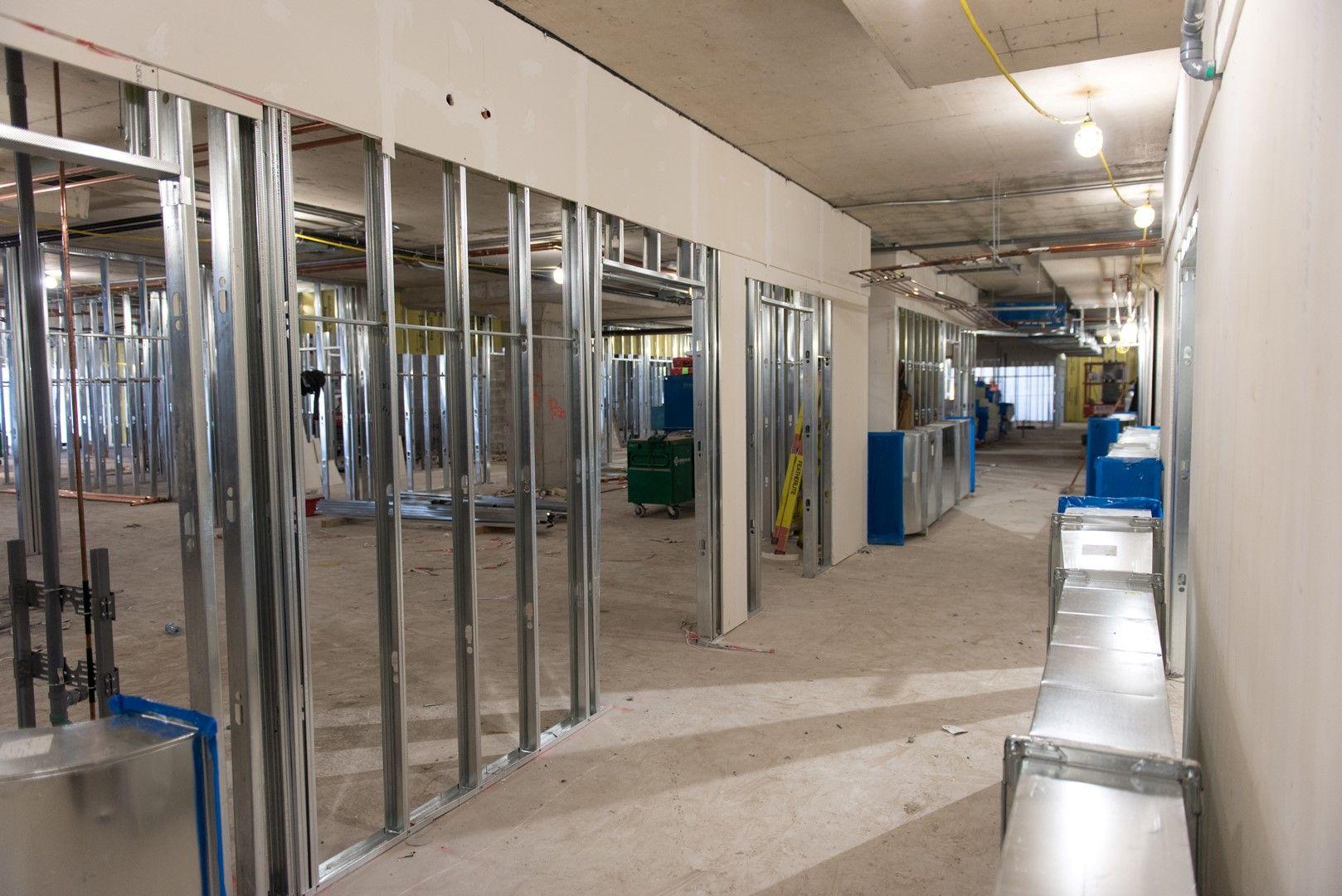 Joseph Brant Hospital project update. #healthcare #BurlON #architecture