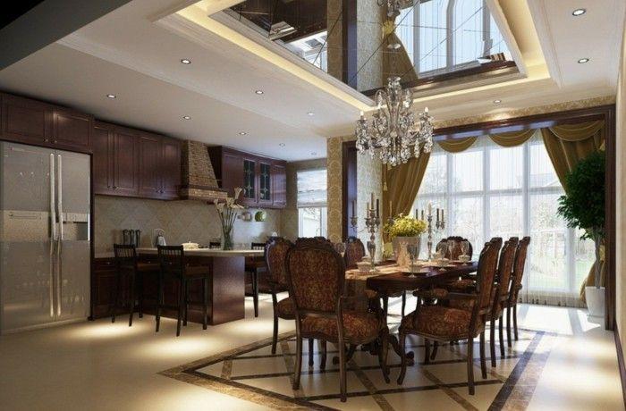 Wohnung Dund Deckengestaltung