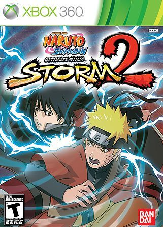 Naruto Ultimate Ninja Storm 2 Xbox 360 Playstation 3 Juegos