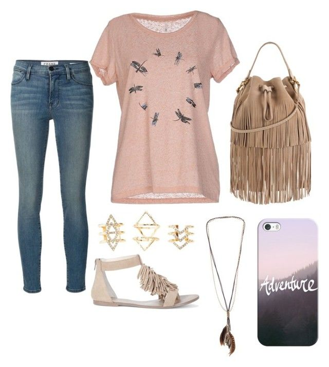 """""""Senza titolo #344"""" by rabebbenaissa on Polyvore featuring moda, ONLY, Frame Denim, Casetify, Dorothy Perkins, Sole Society, Juicy Couture e Charlotte Russe"""