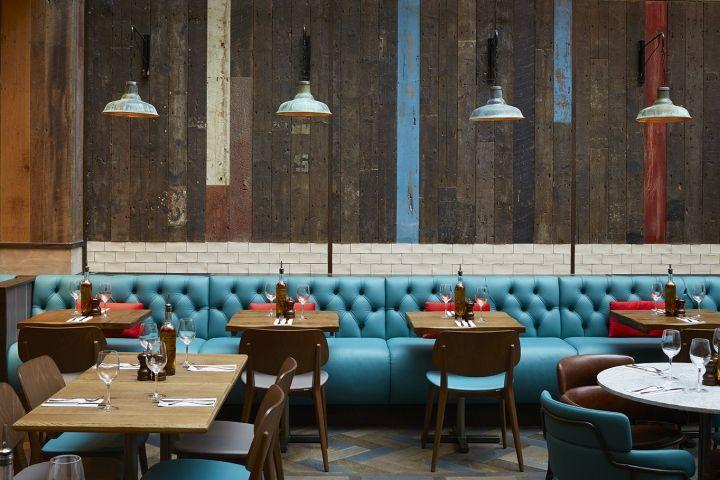Wildwood Kitchen by Design Command, Liverpool – UK » Retail Design Blog