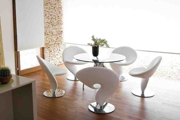 Funky Dining Room Chairs | Dining Room Chairs | Pinterest