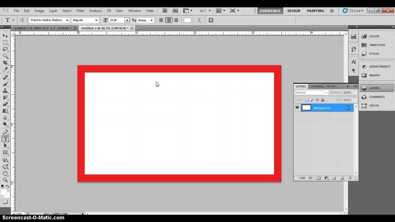 Visitenkarte Größe In Pixel Photoshop In Verbindung Mit