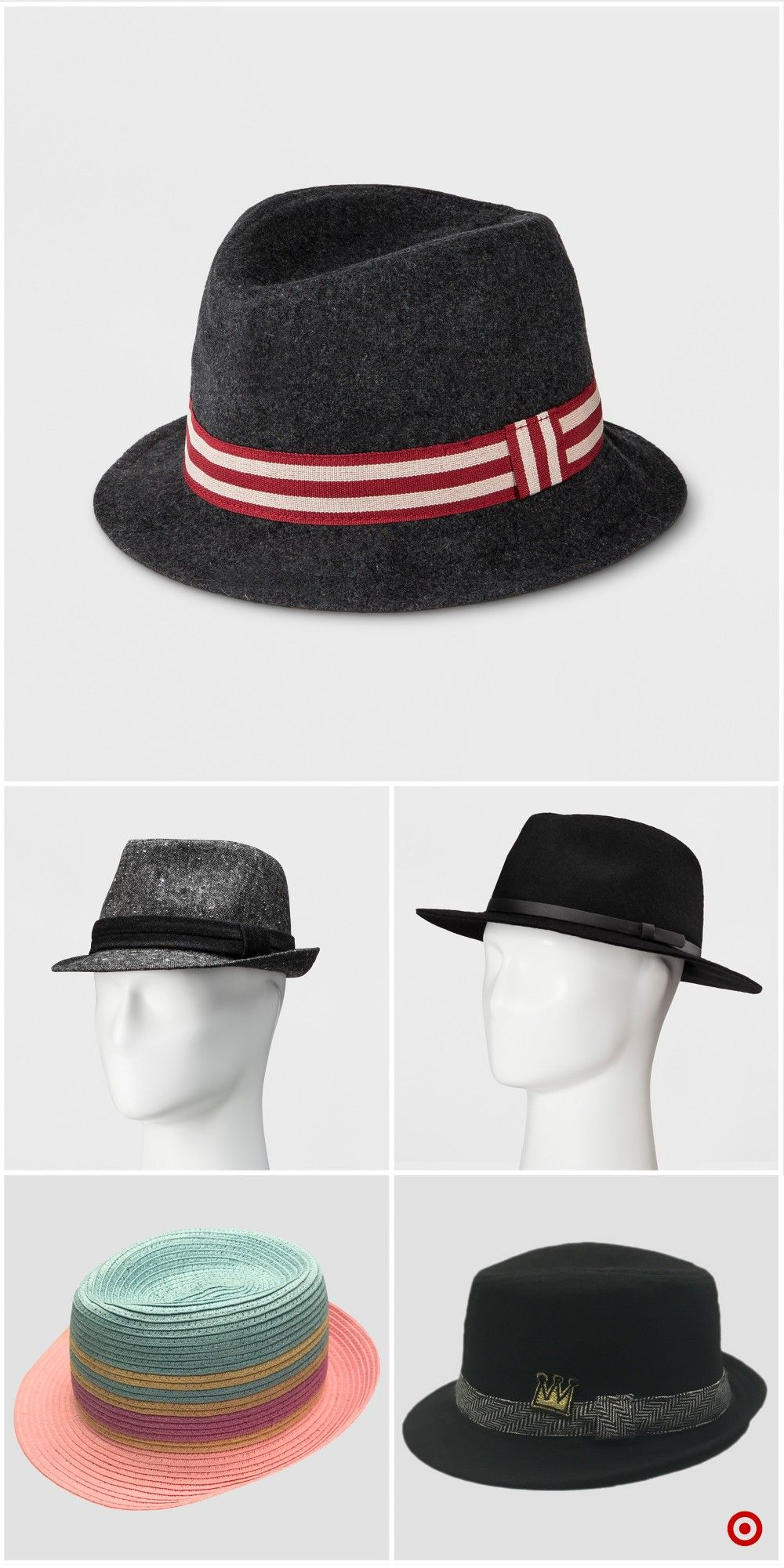 869c7ac129 Shop Target for fedoras you will love at great low prices. Free shipping on  orders of  35+ or free same-day pick-up in store.