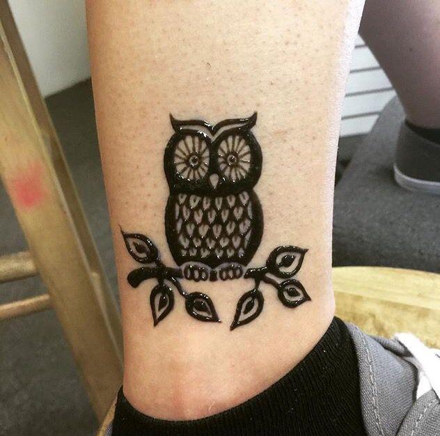 Owl Henna Henna Designs Easy Best Mehndi Designs Learn Henna