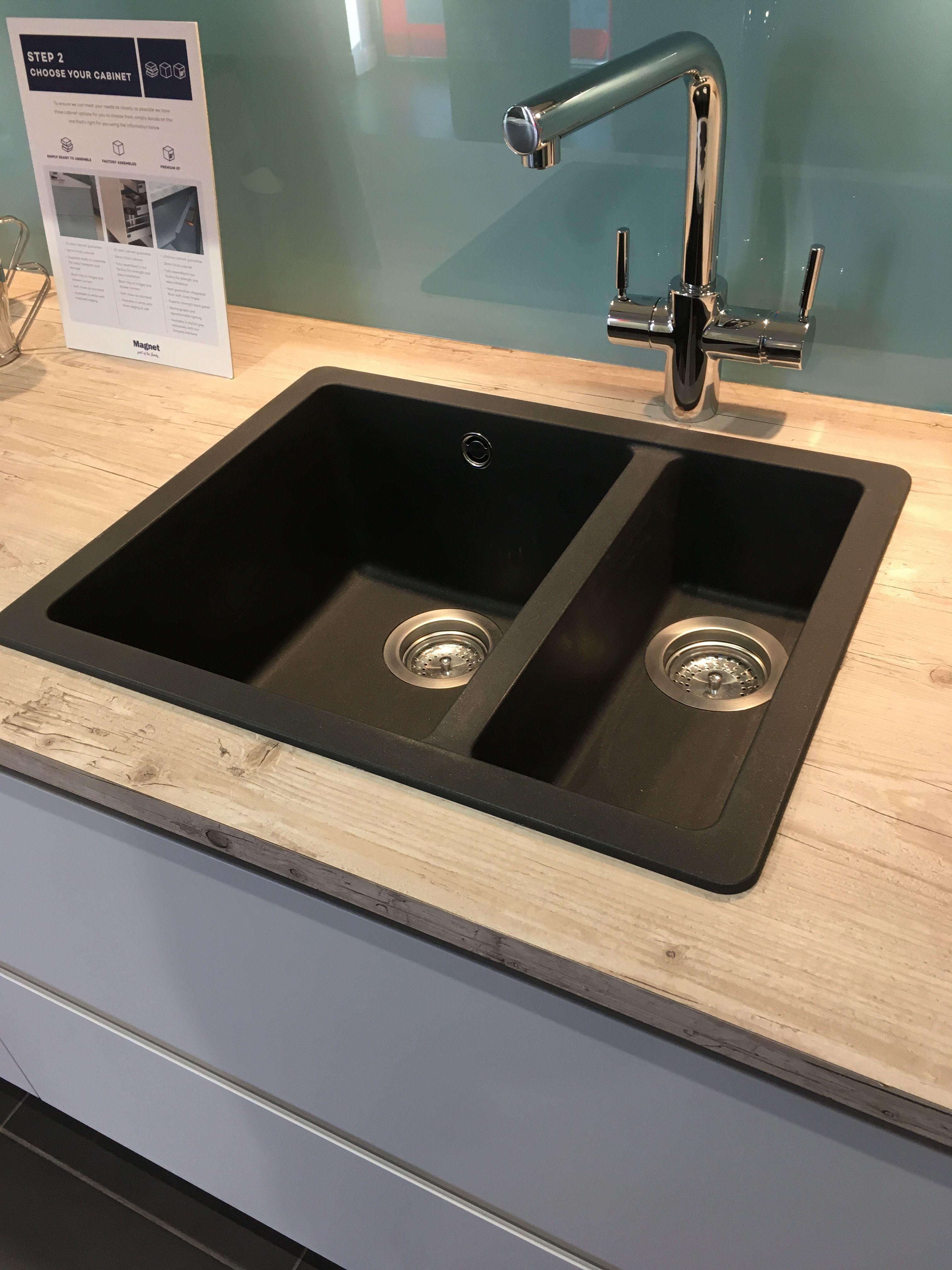 Composite sink 1.5 bowl Magnet | Kitchen | Pinterest | Sinks and Bowls