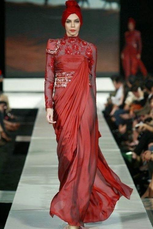 Model Gaun Pesta Muslimah Terbaru Hijab Hijab Fashion Niqab