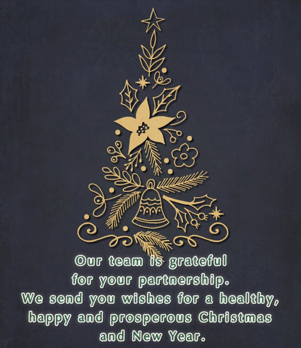 35+ Christmas Message for Clients Christmas messages