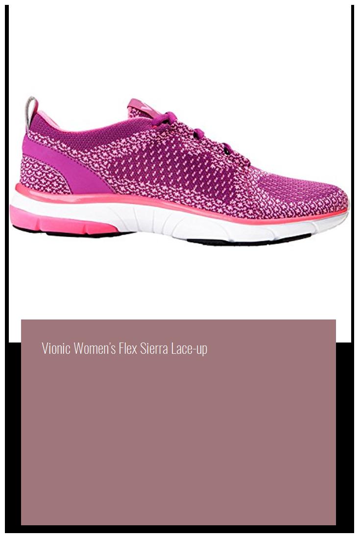 0eb9fe61cbd4c Vionic Women's Flex Sierra Lace-up #men   Shoes in 2019   Lace, Lace ...