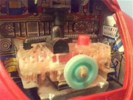 Great Litho Engine-room
