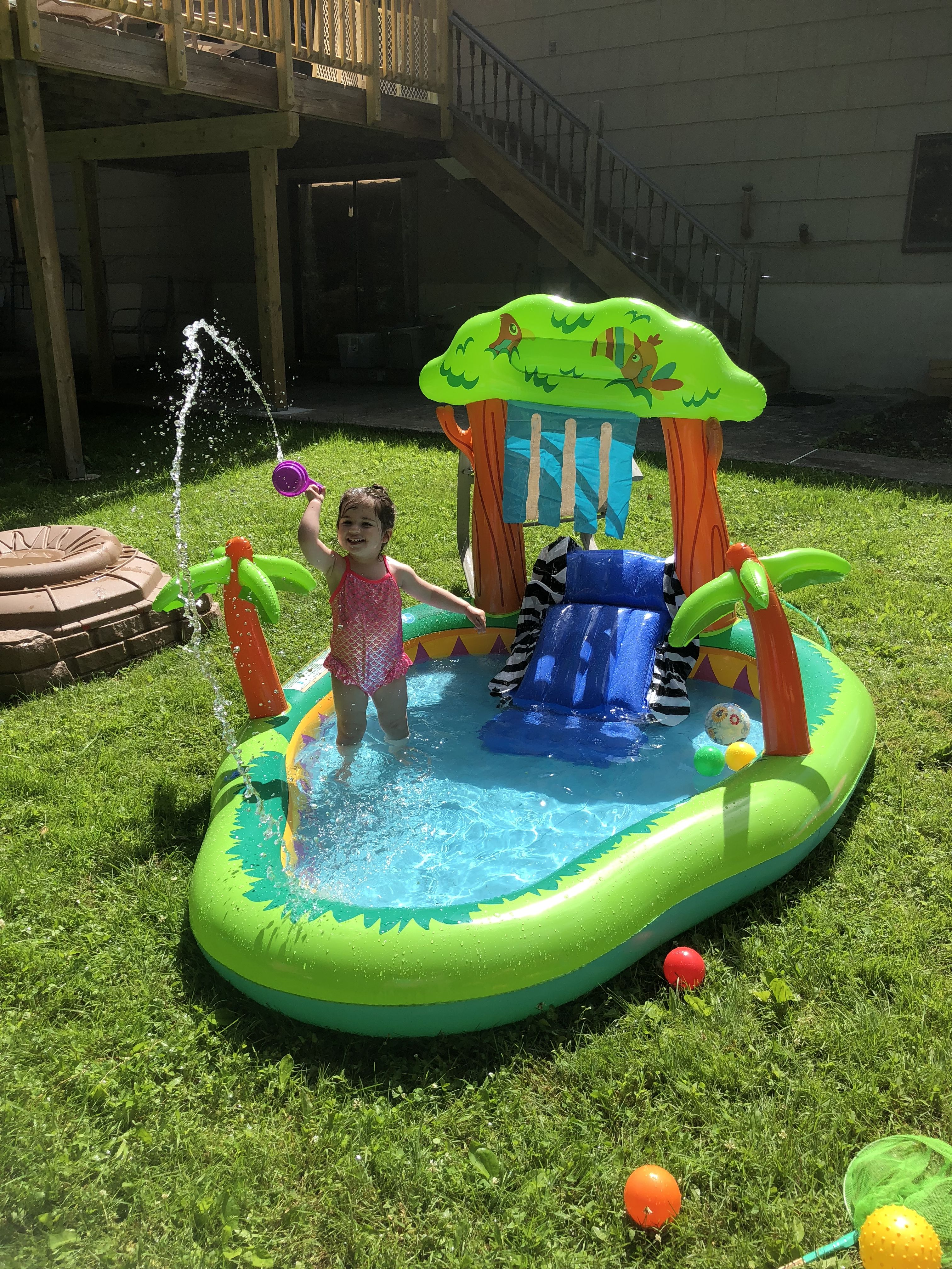 Toddler Swimming Pool From Target Targetstyle Toddlerpool Toddler Swimming Pool Toddler Swimming Swimming Pools