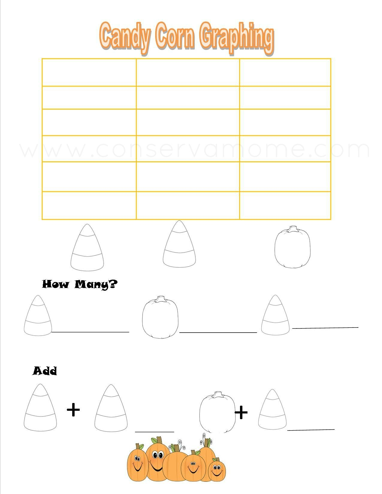 Candy Corn Math Fun