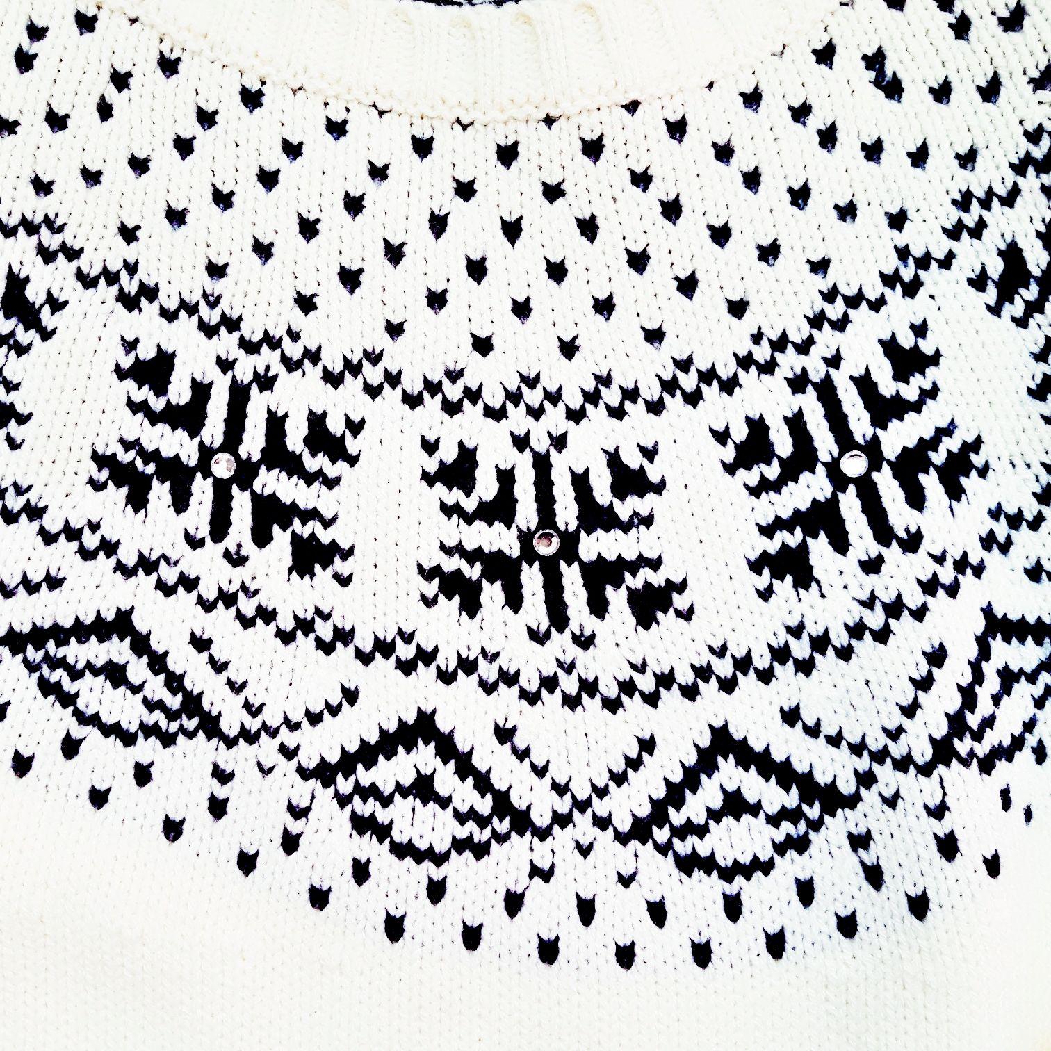 weißes Strickkleid von bpc