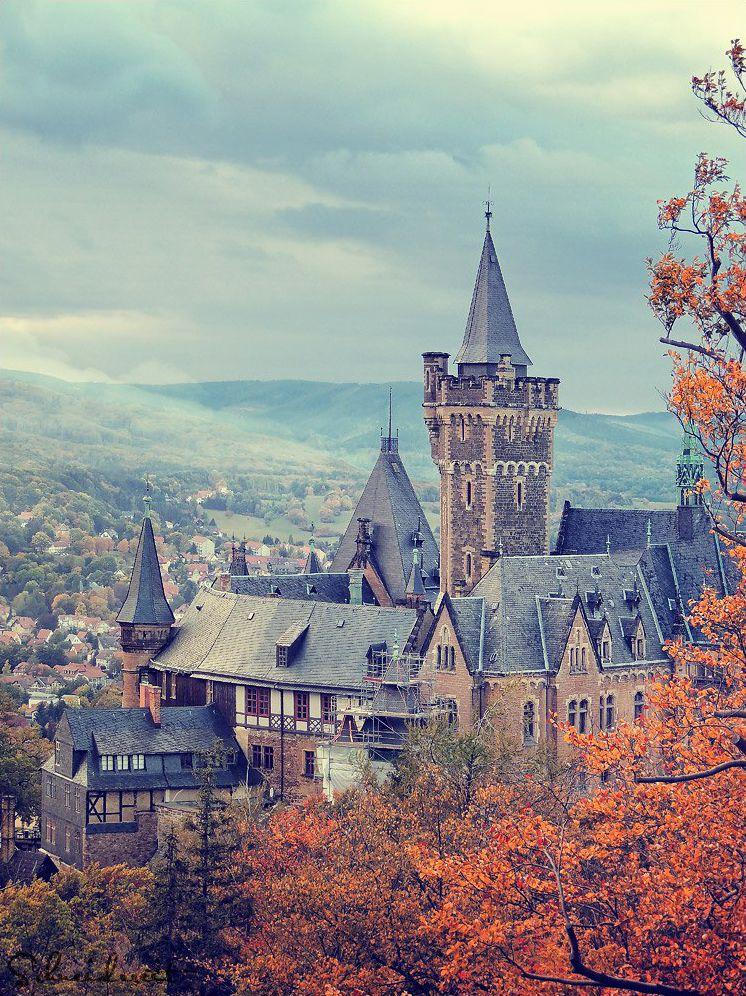 Wernigerode Castle Wernigerode (SaxonyAnhalt) (Source