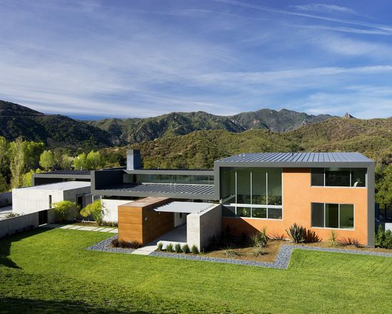 No ,matter What Type Of Roof You Have, These Tips Will Help You In Good  Shape. Image Via: Abramson Teiger Architects