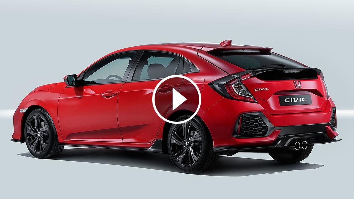 2017 Honda Civic Everything You Ever Wanted to Know