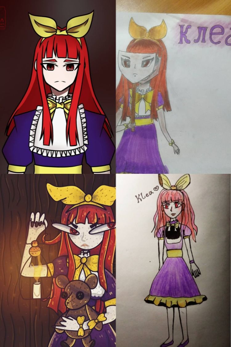 клеа fan art in 2020 Fan art, I love anime, Survival