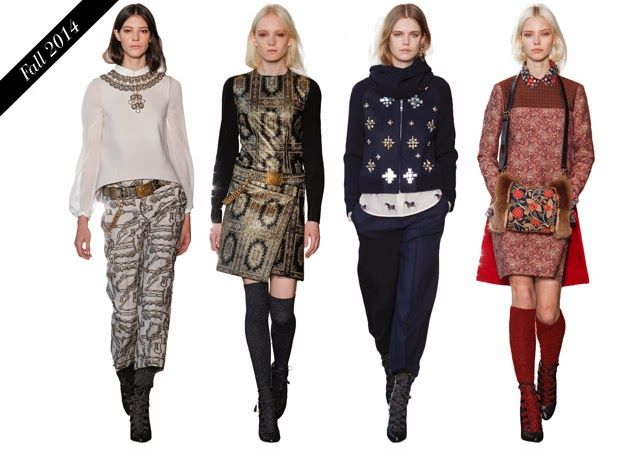 Find out the scoop on this #ToryBurch show at www.LaMode365.com!