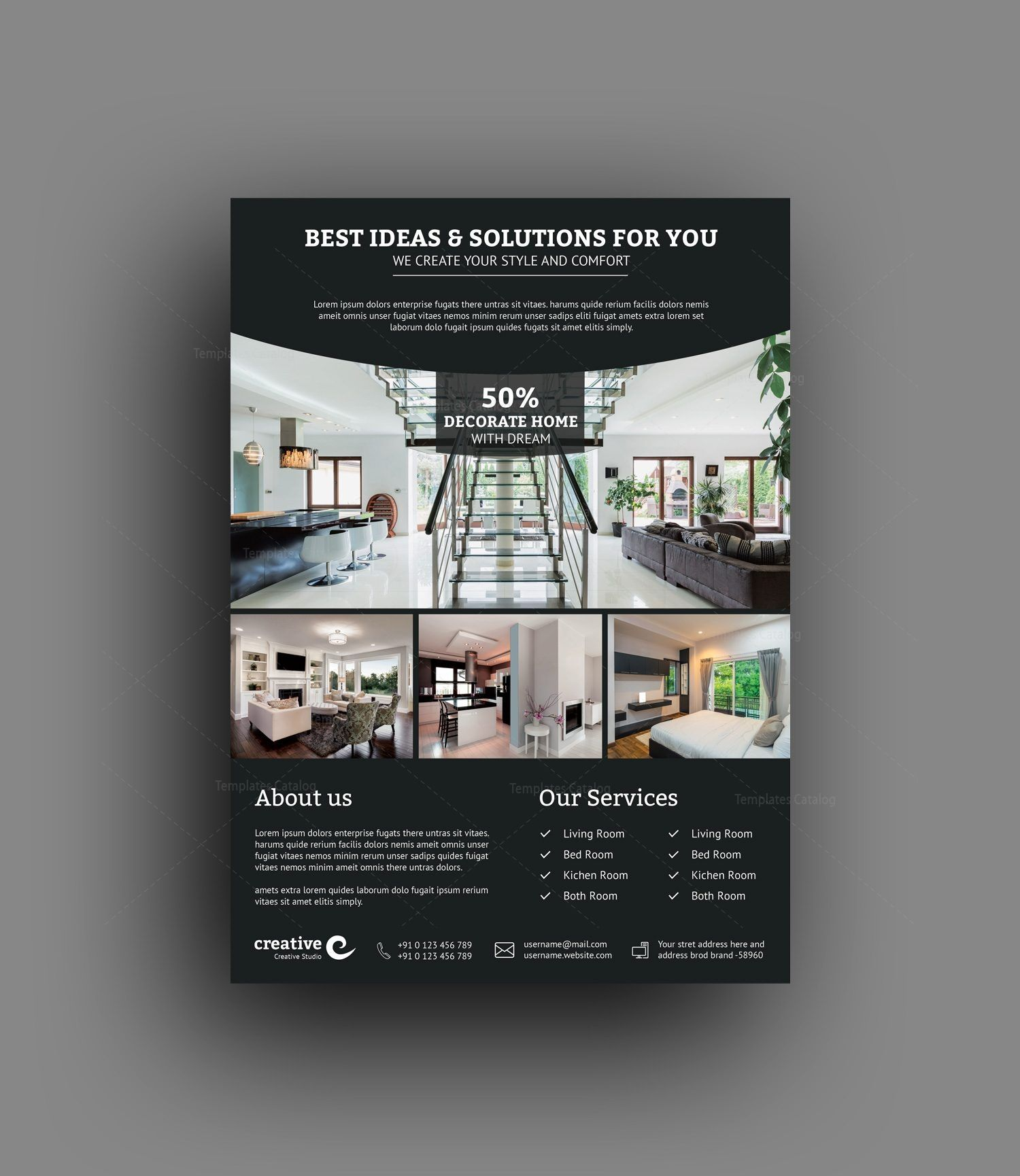 Real Estate Flyer Real Estate Flyer Template Real Estate Flyers