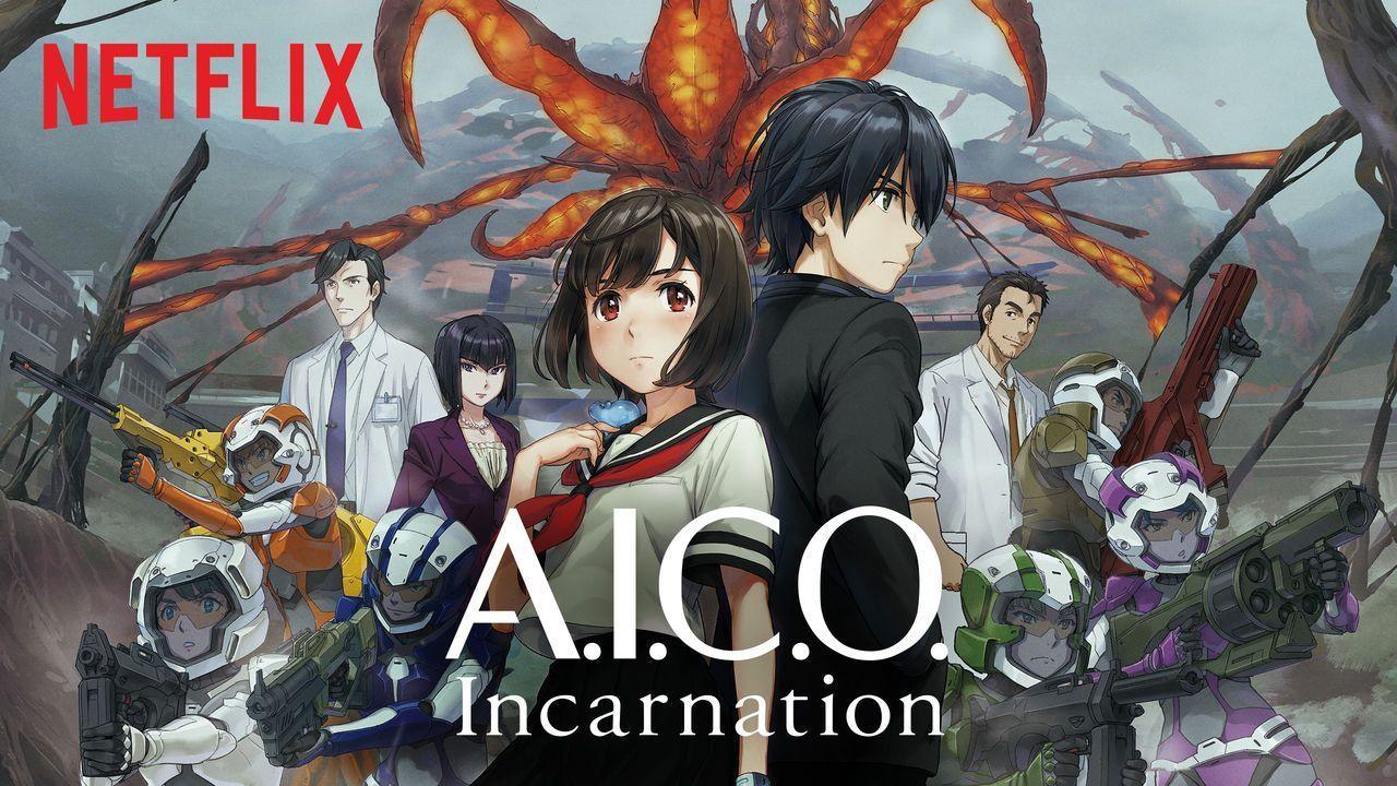 Anime review aico incarnation 2018 anime