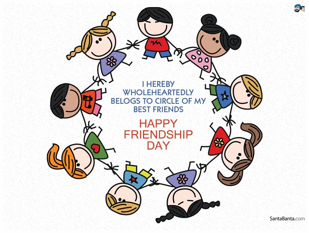 Happy Friendship Day 2nd August 2020 Wishes Quotes 1080p