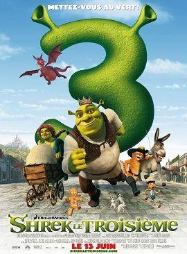 GÃ CHẰN TINH TỐT BỤNG 3 - Shrek the Third
