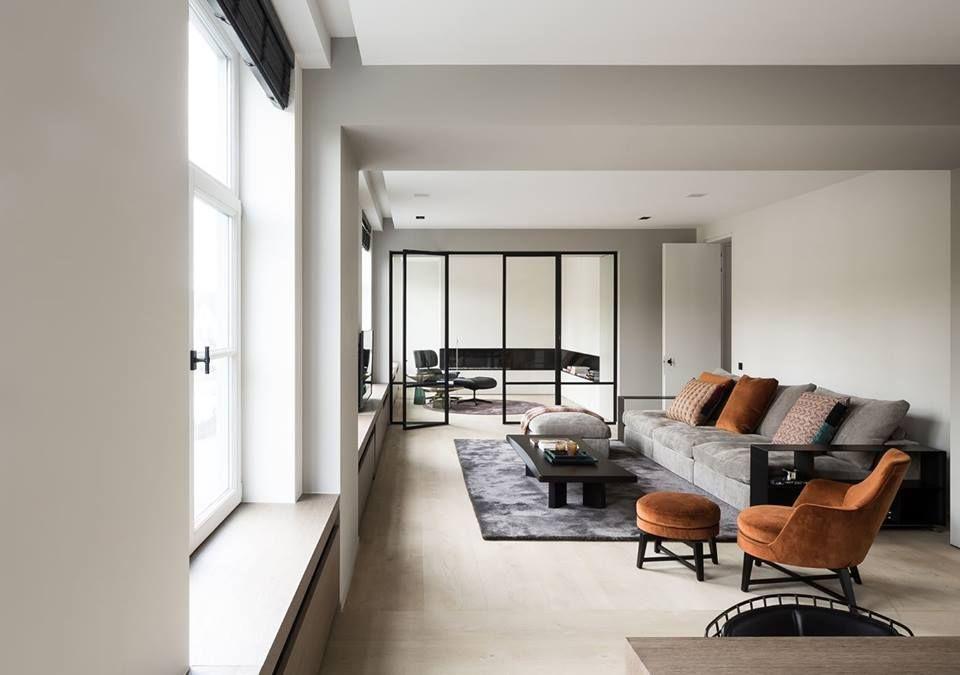 #Flexform Mood - Private House in Belgium -