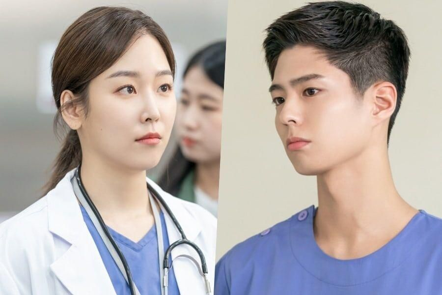 """Seo Hyun Jin Gives Park Bo Gum Heartwarming Advice In Her Cameo Appearance On """"Record Of Youth"""""""