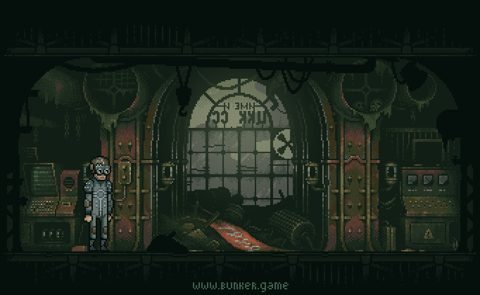 bunker, indiedev, gamedev, game development, game industry, haxe, web, mobile, desktop, crowdfunding, fallout, fallout shelter, xsolla, steam, app store