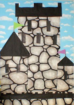 Castle Bulletin Board Idea - MyClassroomIdeas.