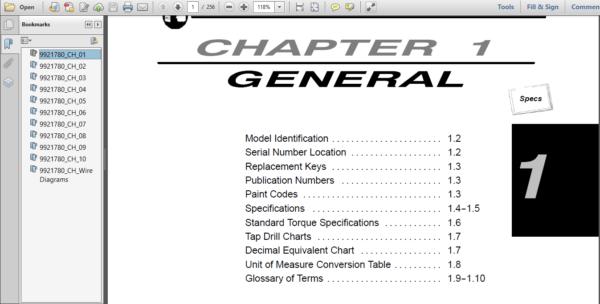 Polaris Scrambler 500 2008 2009 Repair Service Manual Manual Pdf Download Repair
