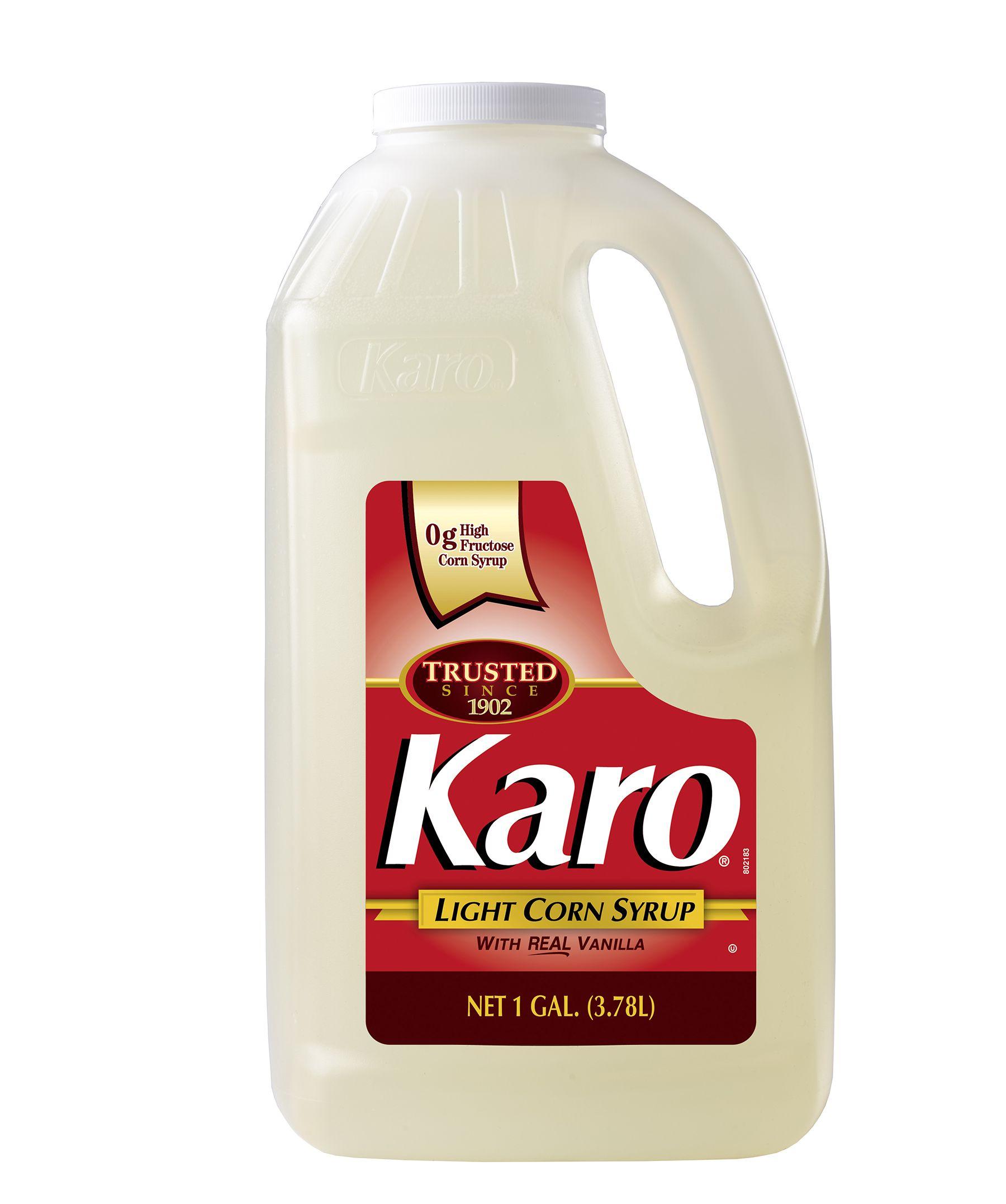 Karo Light Corn Syrup Ingredients Light Corn Syrup Salt Vanilla Whatsugar Karo Cornsyrup Corn Syrup Cream Of Potato Soup Campbell S Cream Of Chicken