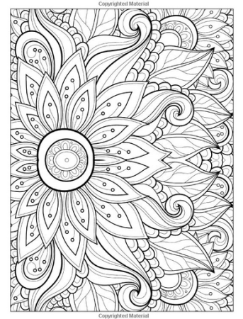 30+ totally awesome Free Adult Coloring Pages | Pintar